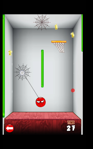 Jeu de basket-ball de corde d'oscillation  captures d'u00e9cran 2