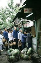Photo: 10966 上海/自由市場/冬瓜