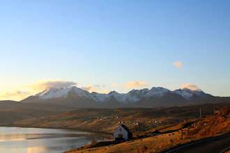 Photo: Early morning Cuillin