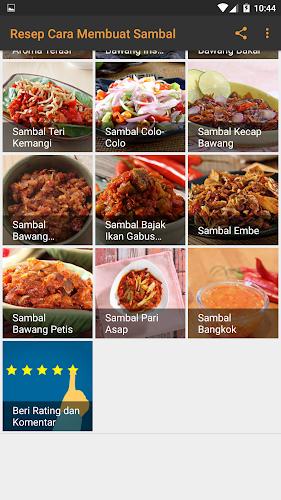 Resep Sambal Bangkok : resep, sambal, bangkok, Download, Resep, Membuat, Sambal, Latest, Version, Baiti, Jannati, Android, Devices