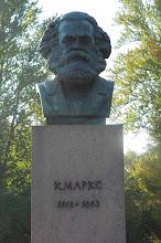 Photo: Karl Marx - St. Petersburg, Russia