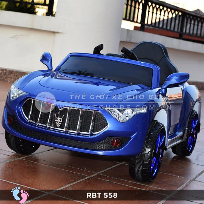 Xe hơi điện trẻ em RBT-558 6