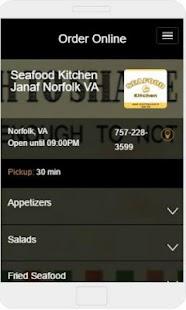 Seafood Kitchen JANAF - náhled