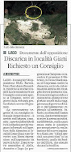 Photo: Il Quotidiano 29.01.2014, pag. 31