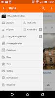 Screenshot of Draugiem