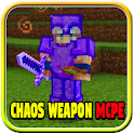 Chaos Weapon for Minecraft PE icon
