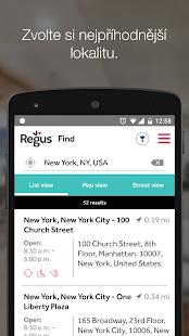 Regus - Pracovní prostory - náhled