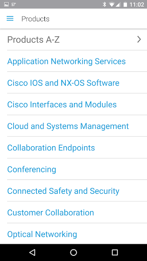 Cisco screenshot 3