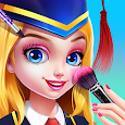 School Makeup Salon icon
