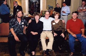 Photo: 35th reunion, Oct 5, 2002, Selby Lane School
