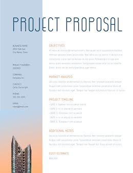 Light Sky Project - Project Proposal item