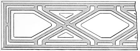 Ideal Manner of Arranging Angular Bracing with Cross-Ties