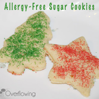 {Allergy-Free} Sugar Cookie.