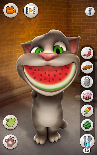 Talking Tom Cat screenshot 7