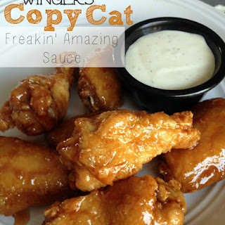 Copycat Chicken Wing Recipes.