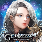 Miracle of the Goddess dark night icon