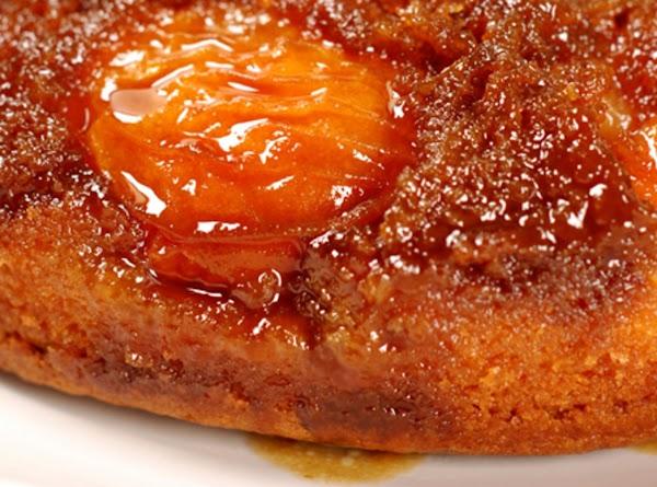 Apricot Upside-down Cake Recipe