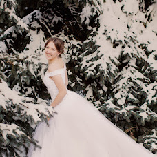 Wedding photographer Irina Zolina (Ezhicheg). Photo of 02.02.2014