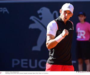 Dominic Thiem verstoort Servisch feestje en is de beste in eerste Adria Tour-toernooi