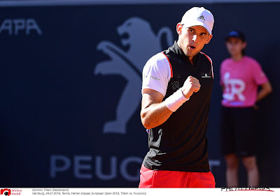 Thiem klopt Krajinovic in drie sets in finale Adria Tour in Belgrado