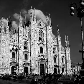 Duomo Milan 2 by Lindra Hismanto - Buildings & Architecture Public & Historical ( lindra, hismanto, duomo, italy, pwcbuilding, milano )