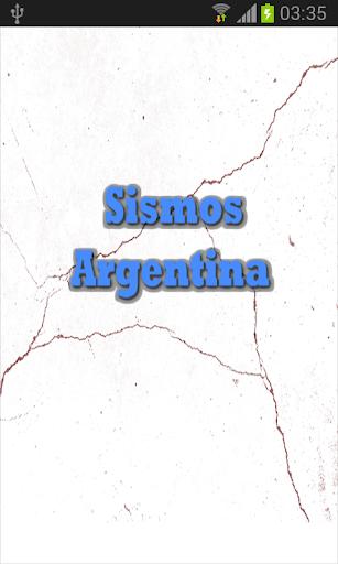 Sismos Argentina