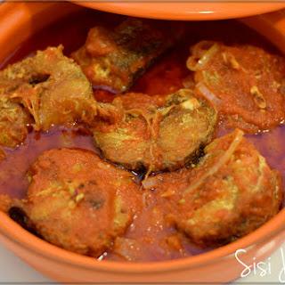 Nigerian Fish Stew – Obe Eja Dindin.