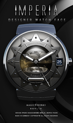 Imperia Watch Face