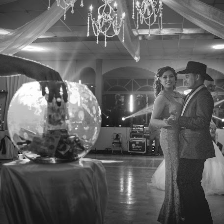 Bryllupsfotografer León Zúñiga (LeonZuniga). Bilde av 15.04.2016