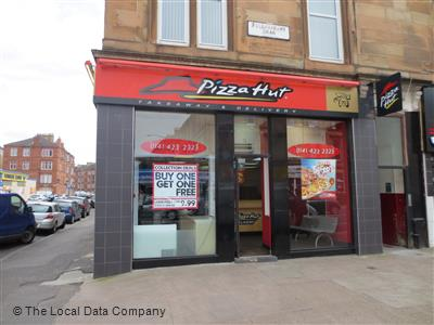 Pizza Hut Delivery On Pollokshaws Road Pizza Takeaway In