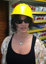 Photo: Time to buy a jaunty angle hard hat
