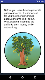Gold Book of Passive Income - learn to make money - náhled