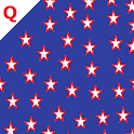 50 us states : flags quiz icon