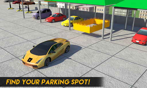 Multi-Storey Car Parking Spot 3D: Auto Paint Plaza filehippodl screenshot 5