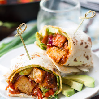 Korean Wraps Recipes