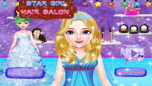 Star Girl Hair Salon 1.3 screenshots 6