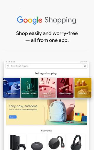 Google Express screenshot 8