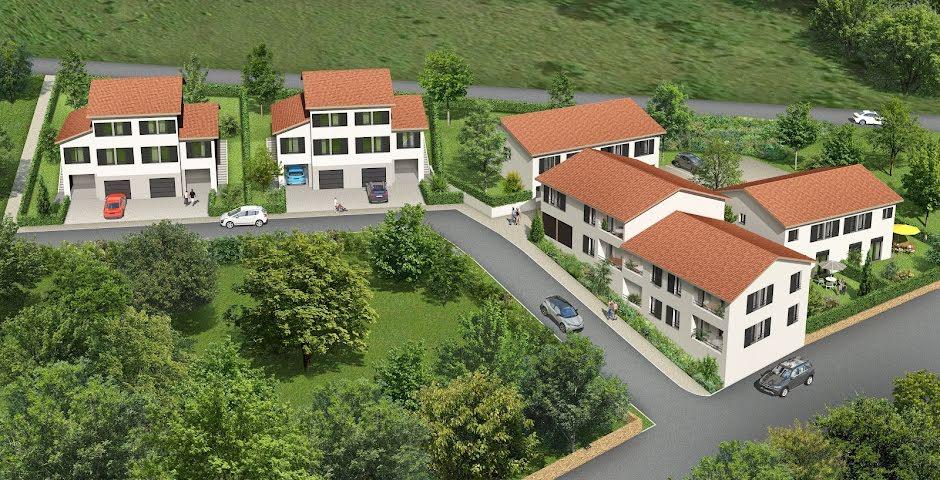 Vente maison 4 pièces 80 m² à Liergues (69400), 232 050 €