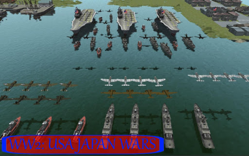 World War II: Pacific American vs Japan Wars 1.2 androidappsheaven.com 1