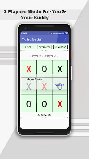 Tic Tac Toe Lite screenshot 4