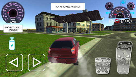 Palio Drift- screenshot thumbnail