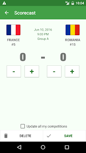 Scorecast - Social Bet Pool screenshot 3