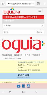 Oguianet - Online - náhled