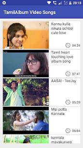 Tamil Album Video Songs Apk Download 1