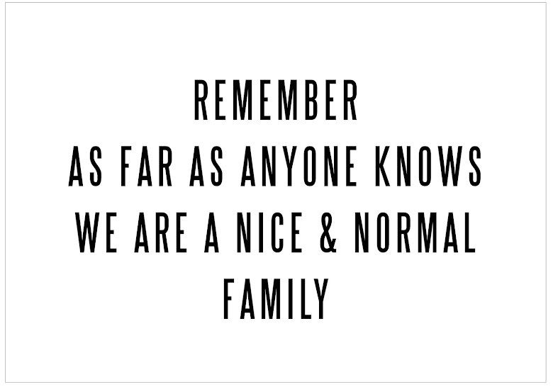 AS FAR AS FAMILJETAVLA