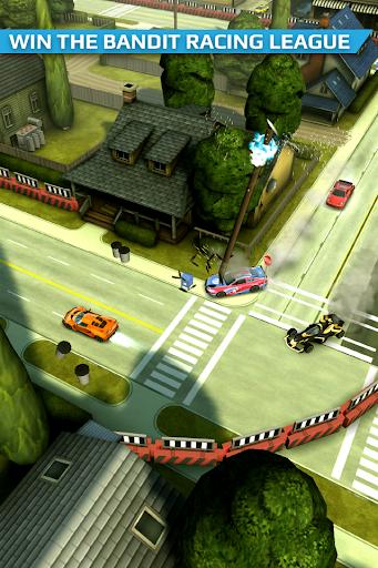 Télécharger Gratuit Smash Bandits Racing APK MOD (Astuce) screenshots 1