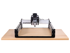 Carbide 3D Shapeoko Standard CNC Router Kit with Carbide Compact Router
