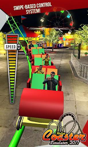 Roller Coaster Simulation 2017