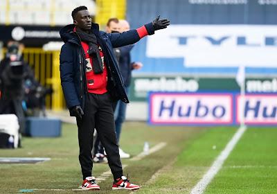 """Mbaye Leye wil seizoen goedmaken met bekerfinale: """"Van een kloteseizoen iets moois maken"""""""