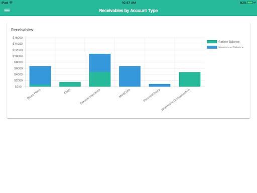 Chirosuite Reports  screenshots 4